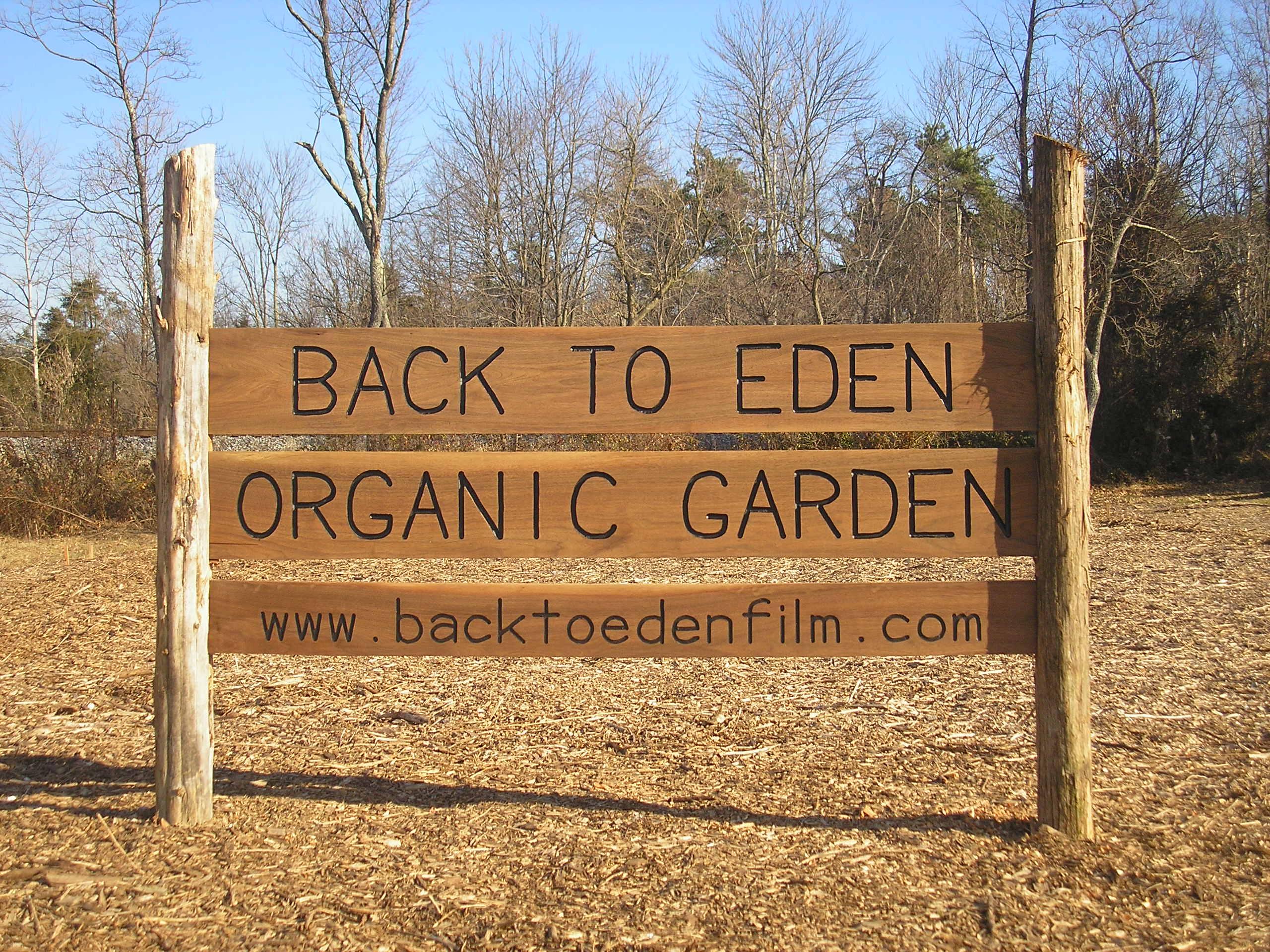 Pennsylvania Experimental Garden Update!   Back to Eden   The Film
